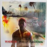 Phillip Parkinson - Warrior (Twinkle) CD